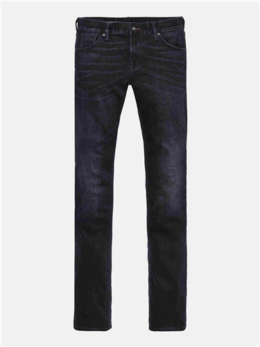 Tommy Hilfiger Blue - Denton Straight Stretch Jeans  - Click to view a larger image