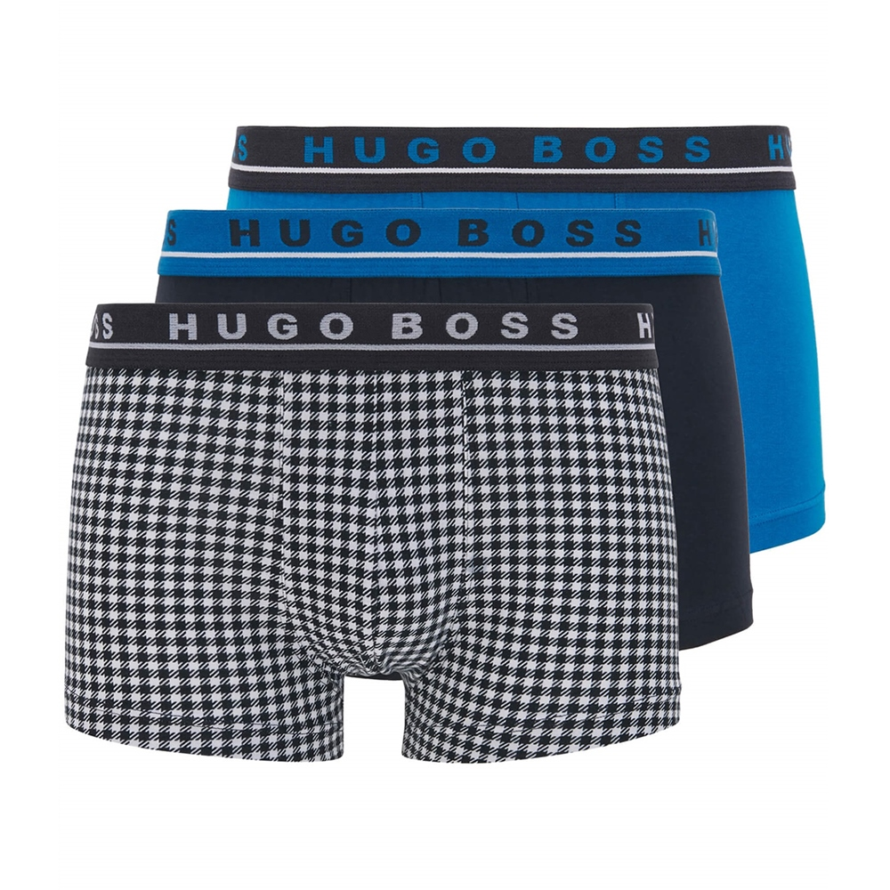 Hugo Boss Multi - 3 Pack Fashion Trunk 1