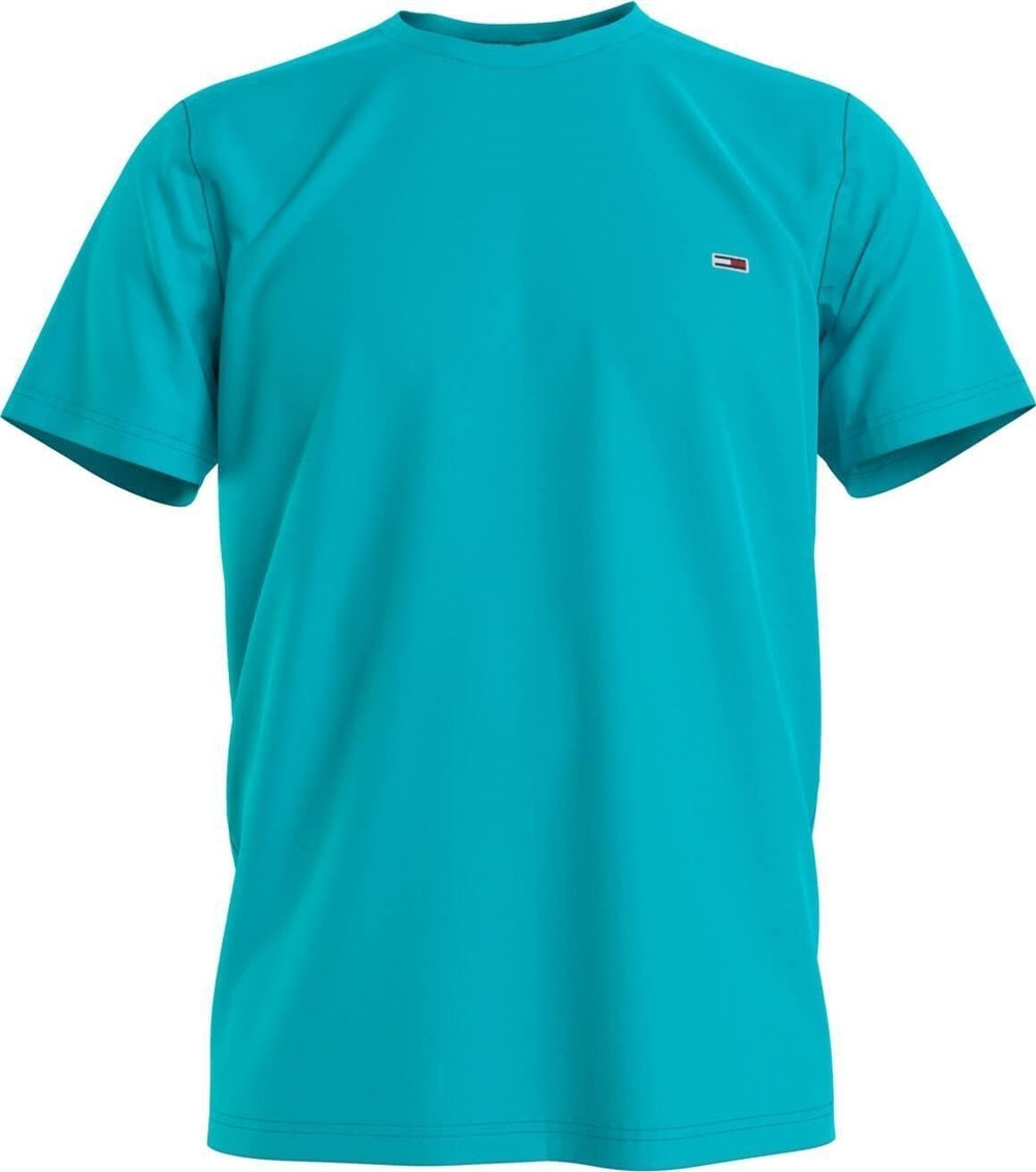 Tommy Jeans Blue - Tommy Classic Tee Rf 1