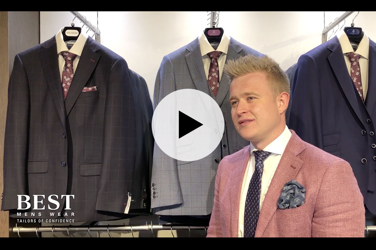 Jake Suit Specialist Dundrum