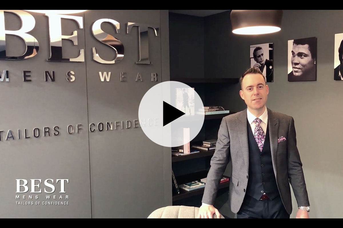 Scott Assistant Store Manager & Suit Specialist Mahon Point Cork